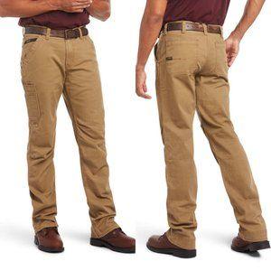 ARIAT Rebar M4 Low Rise DuraStretch Twill Pants 33